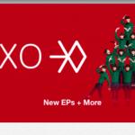 อัลบั้ม Love & Peace ของ SNSD, Miracle in December ของ EXO เปิดขายใน iTunes Store TH แล้ว