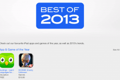 iPad Best of 2013