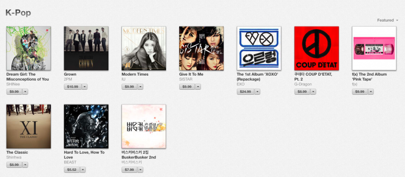top-sell-music-album-on-itunes-thailand-2013-3
