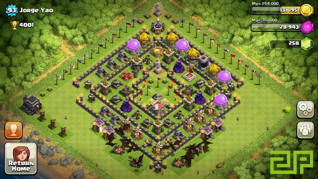 George-Yao-master-clash-of-clans2
