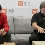 Steve Wozniak โผล่ที่งานแถลงข่าวของ Xiaomi ที่สื่อจีนตั้งฉายาว่าแอปเปิลแห่งโลกตะวันออก