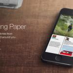 Facebook เปิดตัว Paper แอพ iOS สำหรับแบ่งปันเรื่องราว