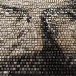 มาดูภาพเหมือนของ Steve Jobs ที่สร้างจากปุ่มคีย์บอร์ดเกือบ 6,000 ปุ่ม