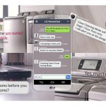 line-lg-partnership-text-message-to-homechat