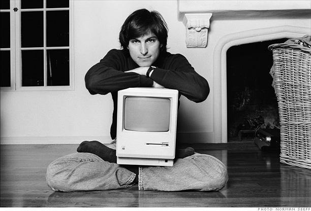 สตีฟ จ๊อบส์ และ Macintosh