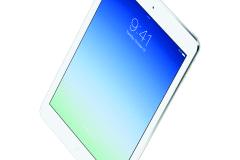 iPad Air Lock Screen