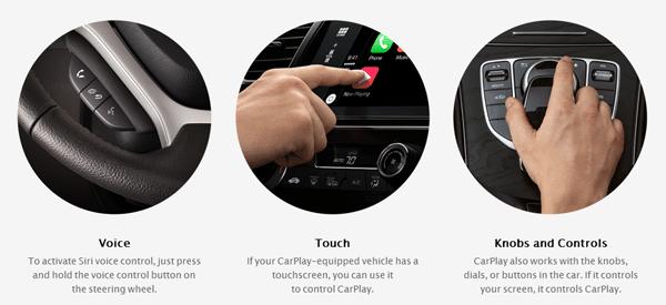 CarPlay-Input