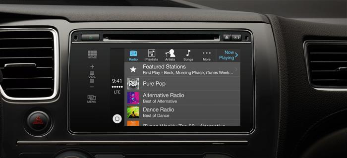 CarPlay-Music