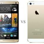 เปิดตัว HTC One M8 หน้าจอ 5 นิ้ว, เคสอะลูมิเนียม, แฟลชคู่ และมีสีทอง