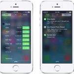 ข้อมูลล่าสุด iOS 8 – ปรับ Notification Center, แอพส่งข้อมูลหากันได้, ถอดแอพ Game Center