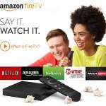 Amazon เปิดตัวกล่อง fireTV ท้าชน Apple TV, Chromecast ราคา $99