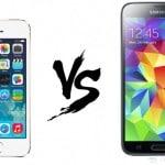 ผลทดสอบ Benchmark พบว่า iPhone 5s ยังคงเร็วกว่า Samsung Galaxy S5