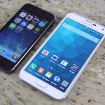 วิดีโอเปรียบเทียบการสแกนลายนิ้วมือของ iPhone 5s และ Galaxy S5 ใครเจ๋งกว่าใคร !!