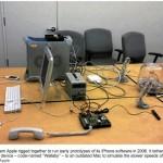 เผยภาพต้นกำเนิดที่แท้จริงของ iPhone รุ่นแรก