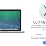 Apple เปิด OS X Beta Seed Program ให้บุคคลทั่วไปลงทะเบียนทดสอบ OS X รุ่นใหม่ได้