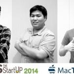 สัมภาษณ์พิเศษ GolfDigg, นักเรียน, Local Alike 3 ทีมผู้ชนะจาก AIS The Startup 2014
