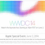 Apple ประกาศถ่ายทอดสด Keynote งาน WWDC 2014 แน่นอน 2 มิ.ย.นี้