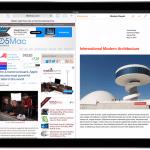 คาด iOS 8 บน iPad จะสามารถแบ่งหน้าจอใช้งาน 2 แอพพร้อมกันได้