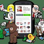 เปิดขายแล้ว !! LINE Creators Market สติ๊กเกอร์ไลน์จากนักวาดทั่วโลก มีคนไทยด้วย