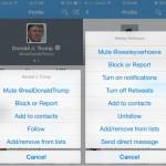Twitter ออกอัพเดทแอพบน iOS และ Android สามารถ Mute เพื่อนได้แล้ว
