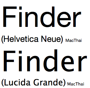 font-yosemite-vs-mavericks