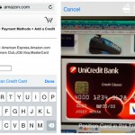 Safari ใน iOS 8 สามารถสั่งให้สแกนบัตรเครดิตได้ ไม่ต้องกรอกข้อมูลเอง