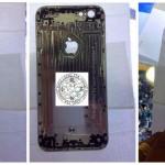 หลุดภาพฝาหลัง iPhone 6 เผยจอใหญ่ขึ้น, ขอบโค้ง, ปุ่ม Power อยู่ด้านข้าง