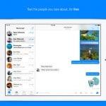 Facebook เปิดตัวแอพ Messenger บน iPad โทรผ่านเน็ต, ส่งสติ๊กเกอร์ได้เหมือนเวอร์ชัน iPhone