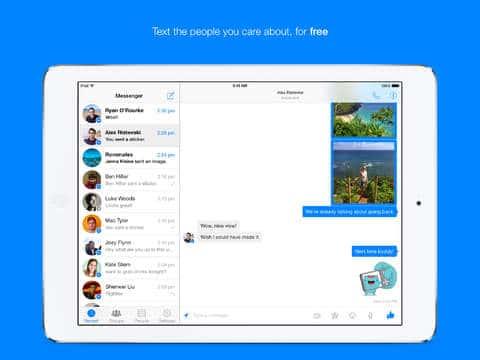 ipad-facebook-messenger