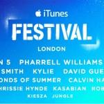 Apple ประกาศจัดมหกรรมคอนเสิร์ต iTunes Festival ที่ลอนดอน ก.ย.นี้ นำโดย Maroon 5