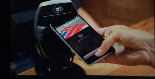 Apple-Pay with NFC