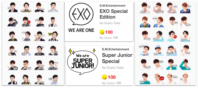 LINE-sticker-super-junior-exo