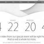 Apple ประกาศจะมีการถ่ายทอดสดงานเปิดตัว iPhone 6 วันที่ 9 ก.ย.นี้แน่นอน