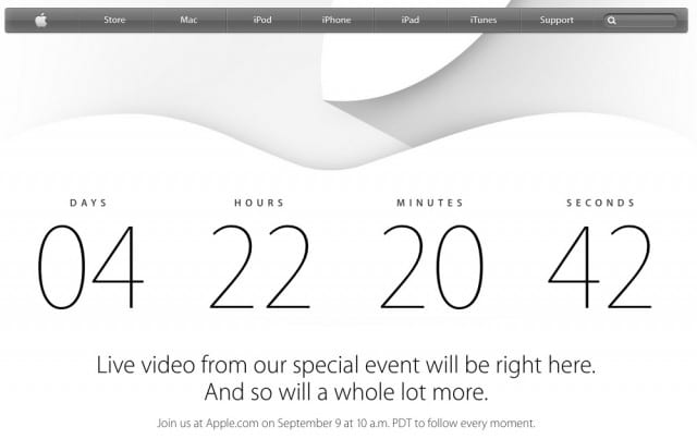 apple-announces-live-stream-for-sept-9-iphone-6-event