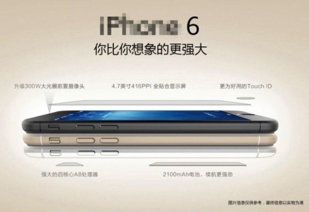 china-telecom-says-iphone-6-name-as-iphone-air-iphone-pro