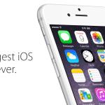 Apple เปิดให้อัพเดท iOS 8 บน iPhone, iPad, iPod Touch พร้อมกันแล้วทั่วโลก !!