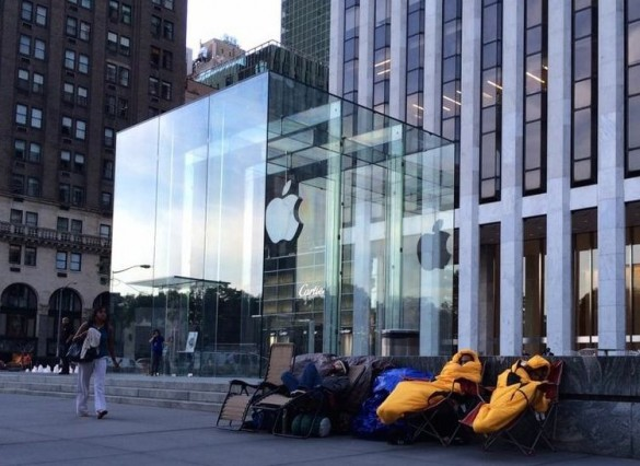 iphone-6-queue-start-before-apple-announce