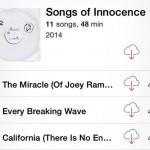 วิธีลบอัลบั้มเพลง Songs of Innocence ของ U2 ที่อยู่ดีๆ ก็มาโผล่มาบน iPhone, iPad