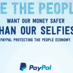 PayPal ออกโฆษณาโจมตี Apple Pay: ทุกคนอยากให้เงินปลอดภัยกว่าภาพถ่าย selfie