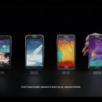 "Samsung ออกโฆษณา Galaxy Note 4 แซะ iPhone 6: ""เราทำจอใหญ่มา 4 ปีแล้ว"""