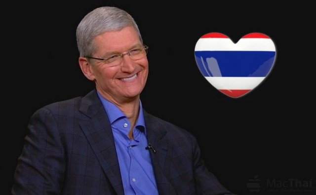tim-cook-said-apple-has-opportunity-in-emerging-market-include-thailand