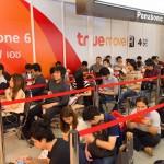 เผยยอดจอง iPhone 6 ในไทยทะลุ 55,000 เครื่อง แอปเปิลพร้อมจัดไทยอยู่ Tier 1 ส่งสินค้าไม่ขาด