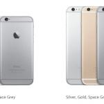 Apple online เปิดราคา iPhone 6 และ iPhone 6 Plus ในไทย เริ่มต้น 24,900 บาท