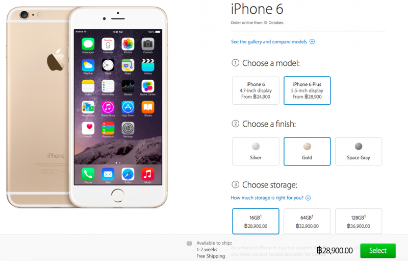 iphone-6-and-iphone-6-plus-sell-on-apple-store-online-thailand