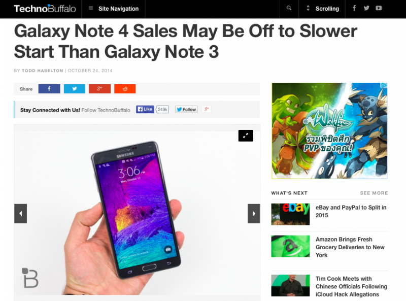 samsung-galaxy-note-4-sale-slower-than-note-3-two