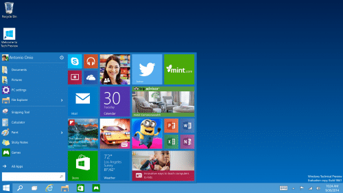start-menu-windows-10-tech-preview