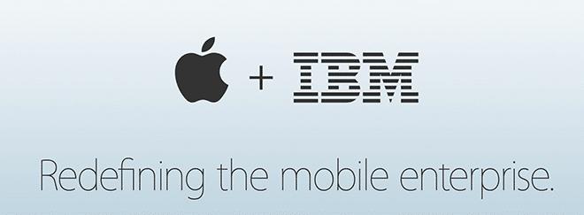 Apple-IBM-mobile-first