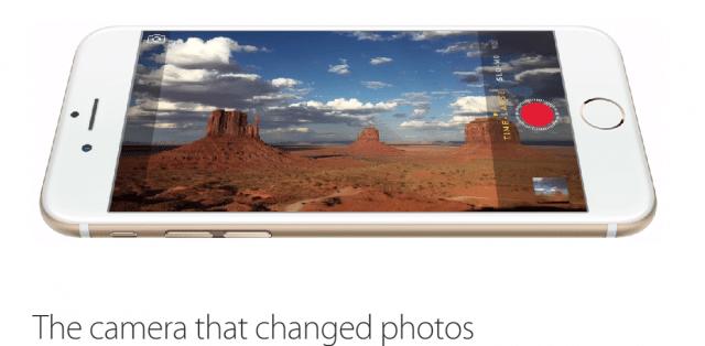 iphone 6 ad camera