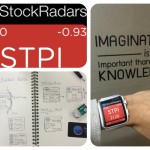 StockRadars นักพัฒนาไทย โชว์เขียนแอพบน Apple Watch เสร็จใน 1 วัน !!