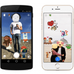 Facebook ปล่อยแอพแต่งรูปตัวใหม่ Stickered พร้อมให้โหลดบน iOS แล้ว